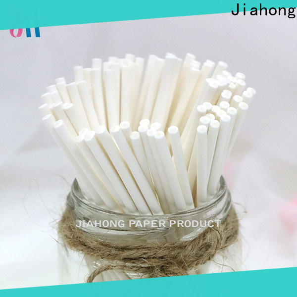 Jiahong paper flag paper stick from manufacturer for flag stick