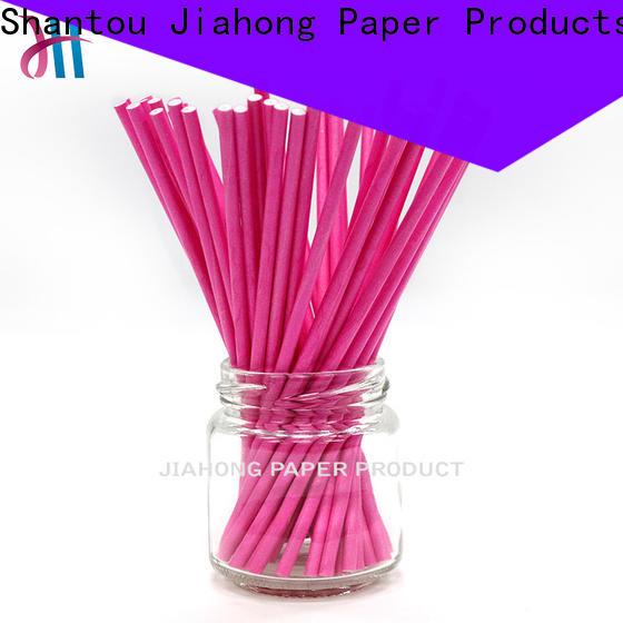 Jiahong popular long lollipop sticks vendor for lollipop