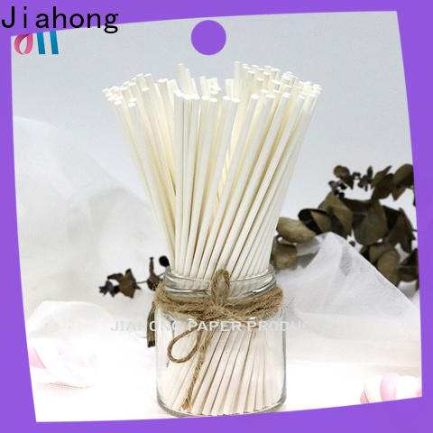 Jiahong sale lollipop sticks overseas market for lollipop
