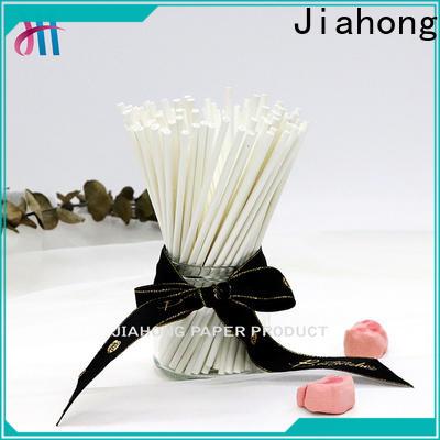 Jiahong paper drink stirrers bulk production for restaurant