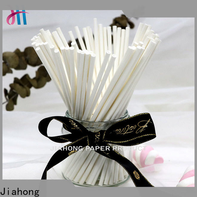 smooth fsc certified paper sticks natural supplier for cotton swabs