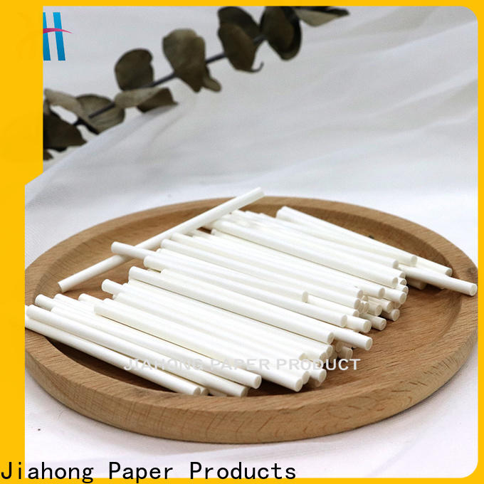 Jiahong 3572mm paper sticks craft certification for medical cotton swabs