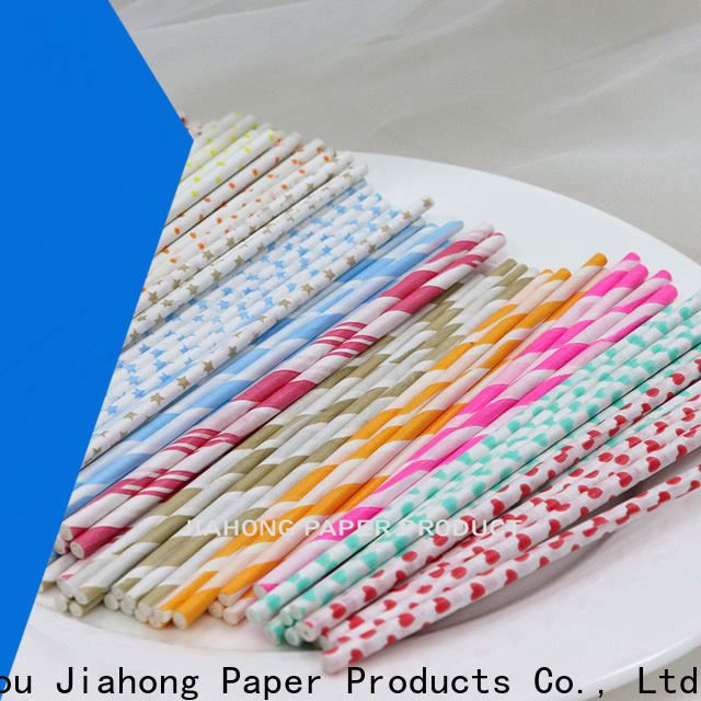 Jiahong widely used wholesale lollipop sticks for wholesale for lollipop
