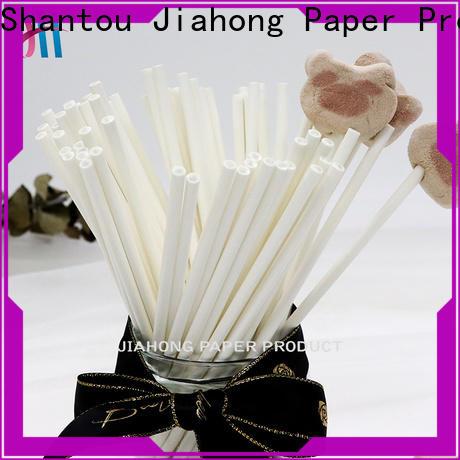 Jiahong environmental large lollipop sticks factory price for lollipop