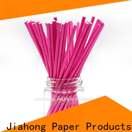 Jiahong clean lollipop sticks bulk for lollipop