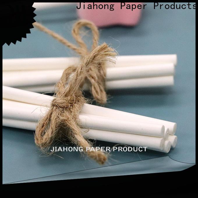 Jiahong certificated lollipop sticks grab now for lollipop