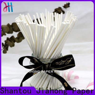 high quality paper sticks craft eco producer for lollipops