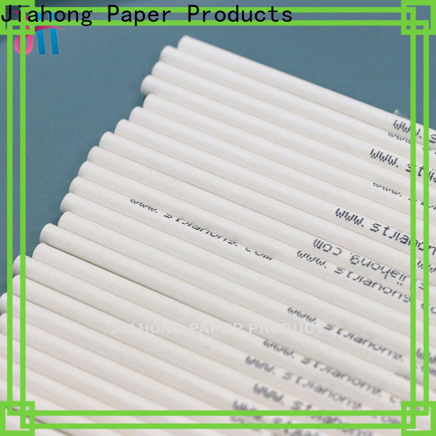 Jiahong eco friendly lollipop sticks bulk markting for lollipop