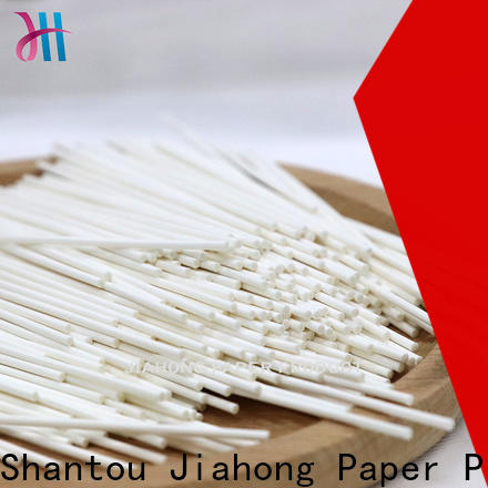 Jiahong fine- quality cotton bud sticks certification for hospital