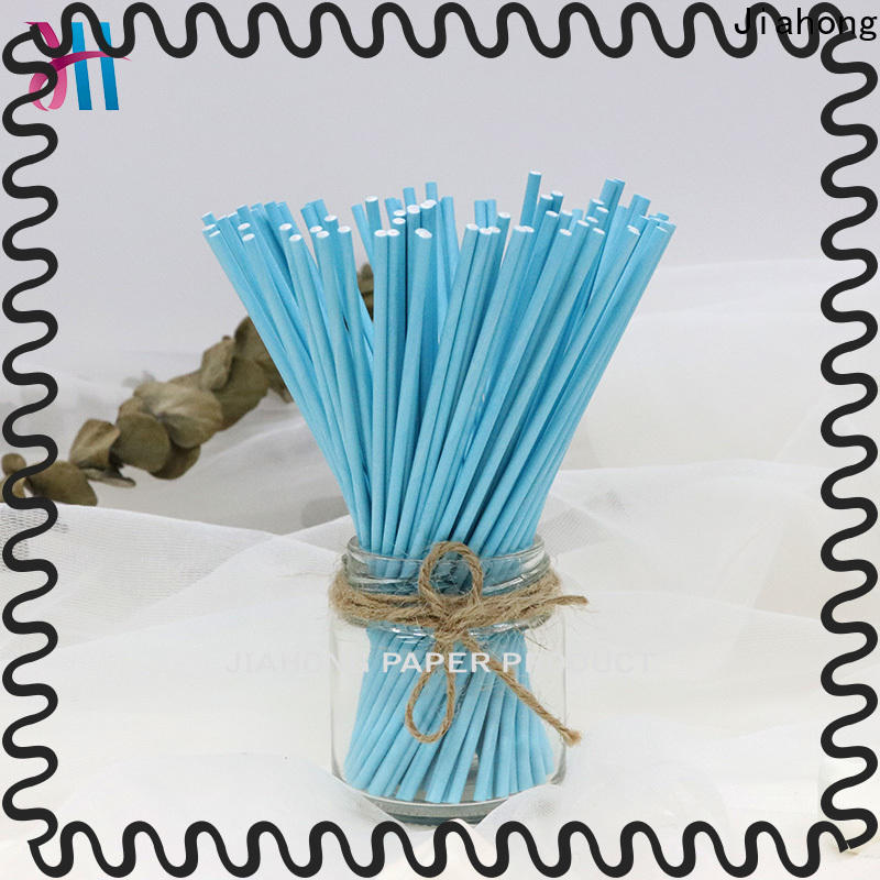 Jiahong paper personalized lollipop stickers for wholesale for lollipop