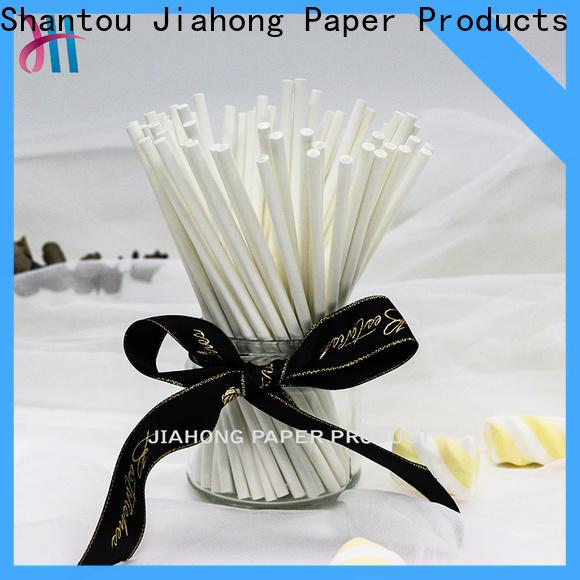 Jiahong professional lolly pop sticks vendor for lollipop