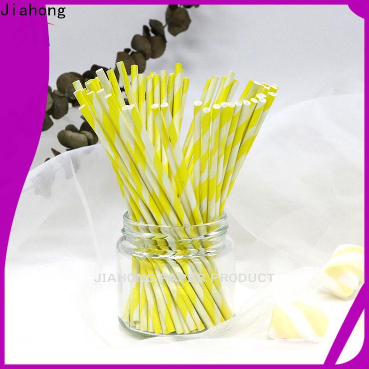 Jiahong environmental lollipop sticks shop now for lollipop