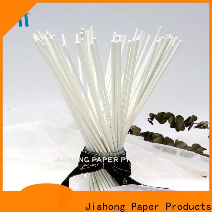 Jiahong high quality white balloon sticks certifications for ballon