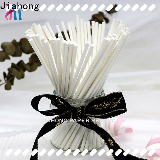 Jiahong uses eco sticks from manufacturer for DIY baking