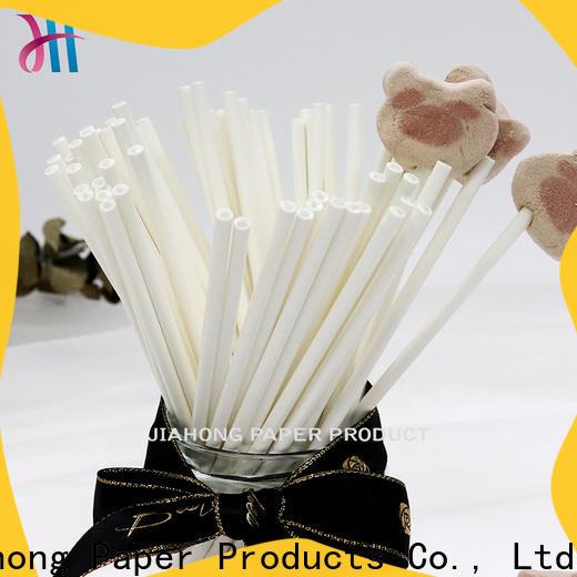 Jiahong paper white lollipop sticks shop now for lollipop