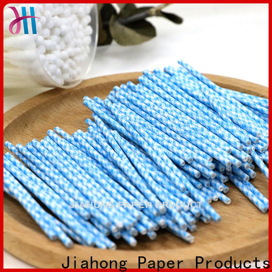 Jiahong safe ear stick producer for medical cotton swabs