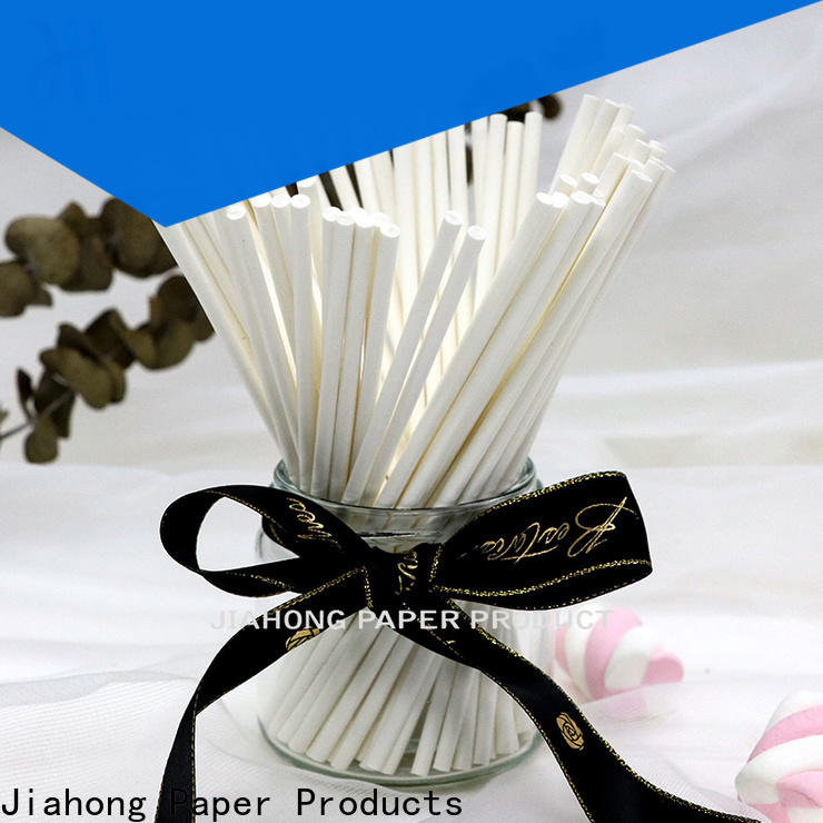 Jiahong eco friendly eco sticks export for lollipops