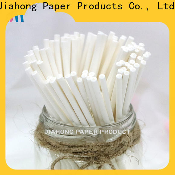 Jiahong stick flag paper stick supplier for card