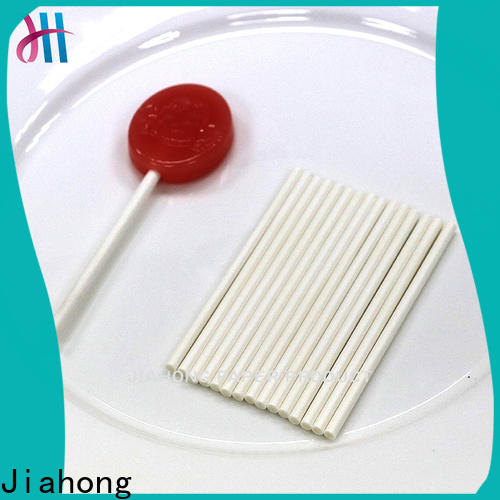 Jiahong eco friendly paper lolly sticks for wholesale for lollipop