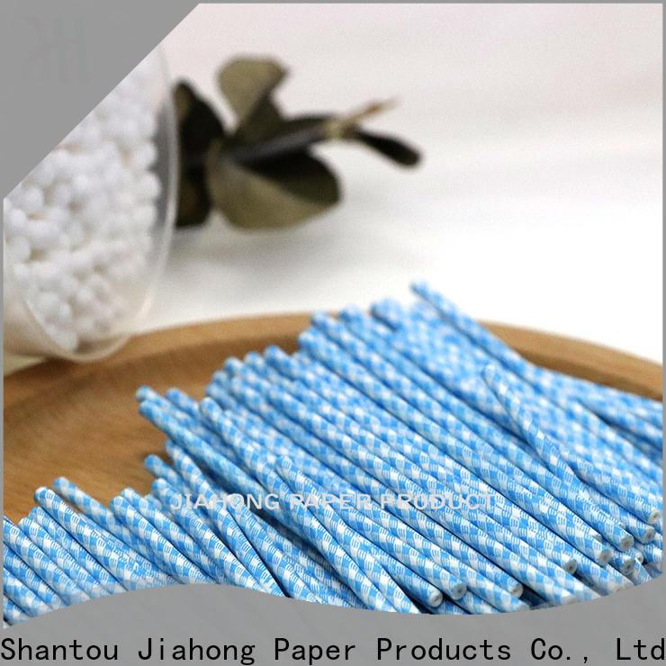 Jiahong cotton cotton bud sticks marketing for hospital
