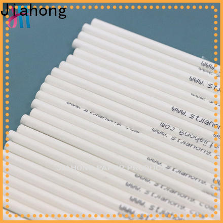 eco friendly paper lolly sticks bar types for lollipop