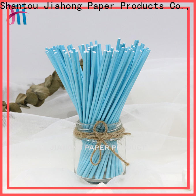 popular blue lollipop sticks extra factory price for lollipop