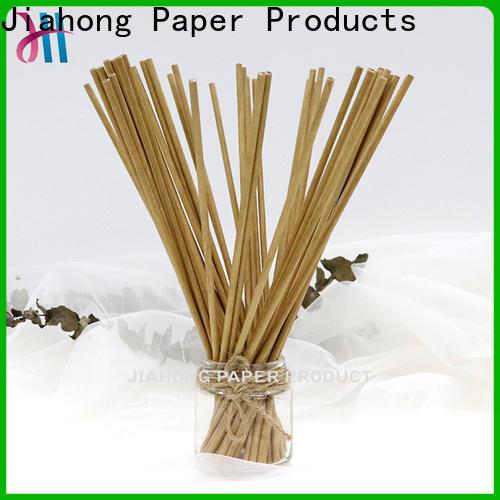 Jiahong fsc fsc certified paper sticks owner for lollipops