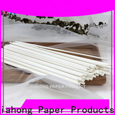 Jiahong high reputation white balloon sticks widely-use for ballon