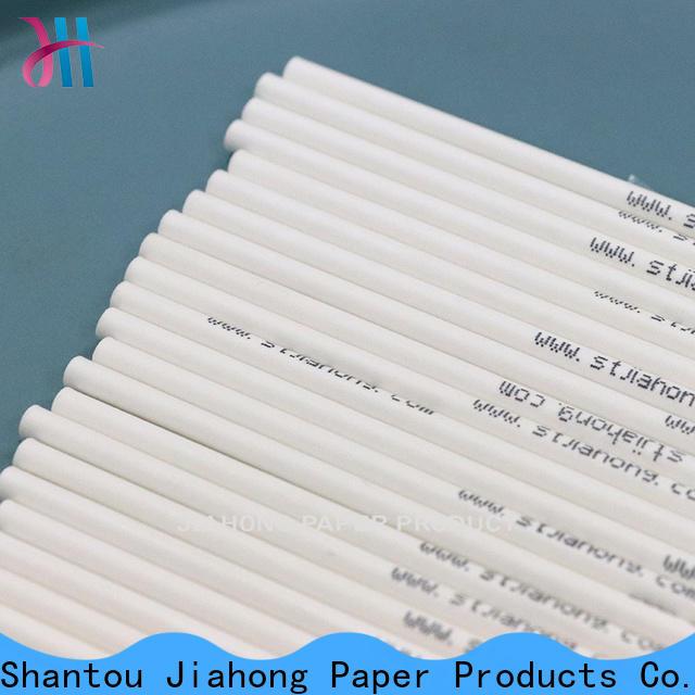 Jiahong logo custom lollipop sticks for wholesale for lollipop