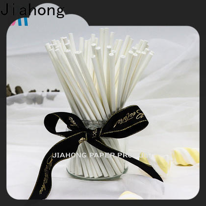 environmental wholesale lollipop sticks bulk in different colors for lollipop