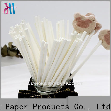 Jiahong printed lolly pop sticks types for lollipop