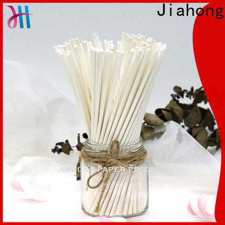 Jiahong sticks lollipop paper stick shop now for lollipop