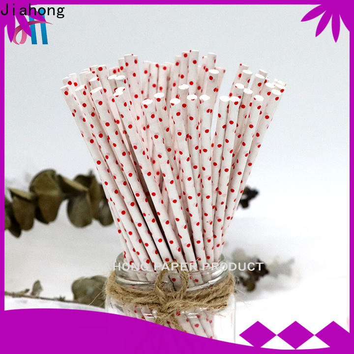 widely used white lollipop sticks paper in different colors for lollipop