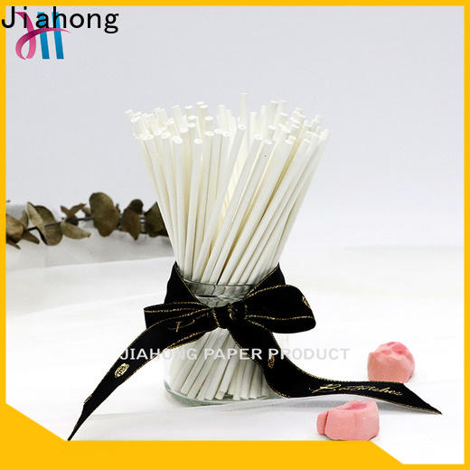 Jiahong widely used paper coffee stirring stick from manufacturer for cafe