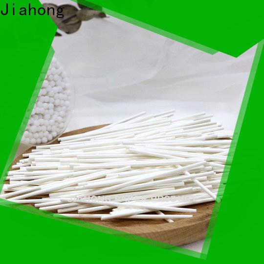 Jiahong biodegradable cotton swab paper stick export for medical