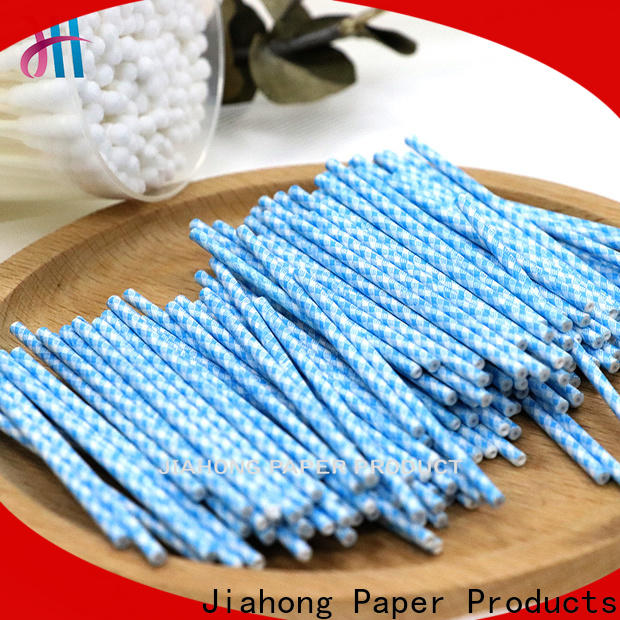 Jiahong paper ear stick overseas for medical