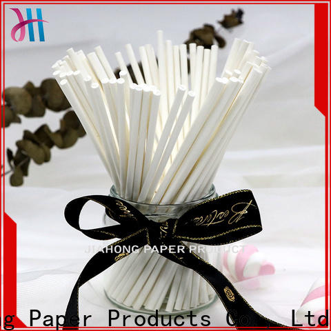 professional fsc certified paper sticks 40250mm factory price for lollipops