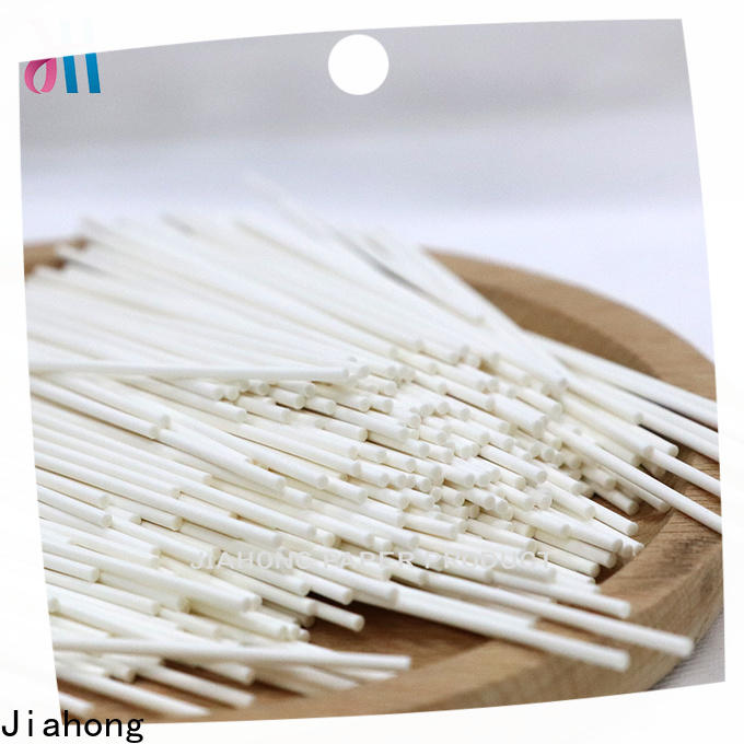 Jiahong cotton paper stick supplier for medical cotton swabs