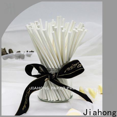 Jiahong colorful wholesale lollipop sticks for lollipop