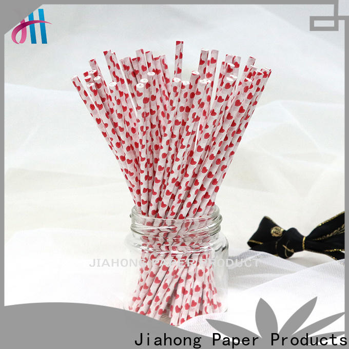 Jiahong sticks baking paper stick bulk production for cake