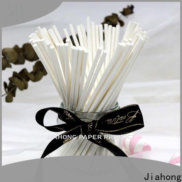 Jiahong natural fsc certified paper sticks producer for DIY baking