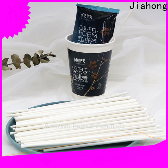 advanced technology coffee stirer paper order now for packed coffee