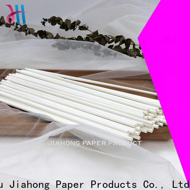 Jiahong environmental friendly paper balloon stick producer for ballon