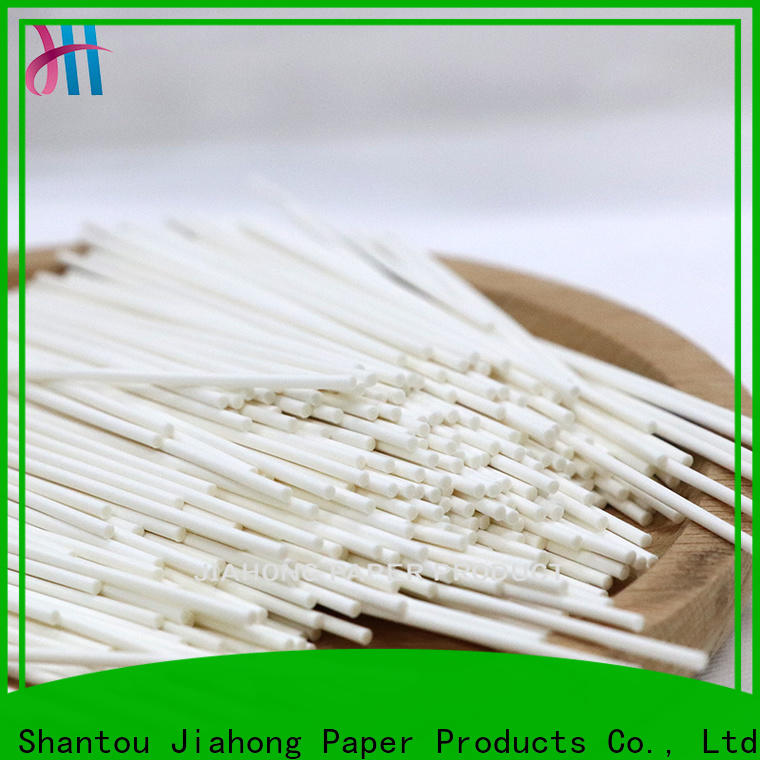 Jiahong durable cotton swab paper stick manufacturer for hospital