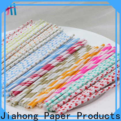 Jiahong diy blue lollipop sticks grab now for lollipop