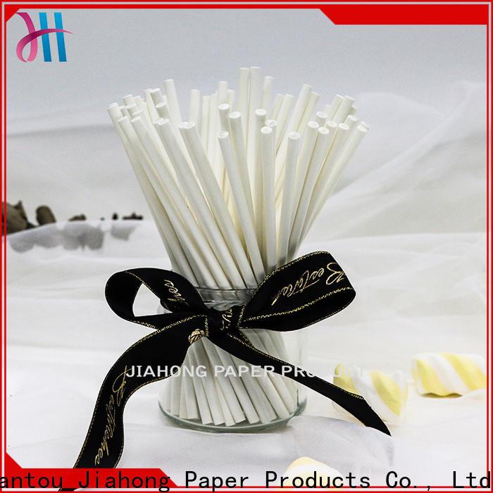fashion design custom lollipop sticks environmental vendor for lollipop