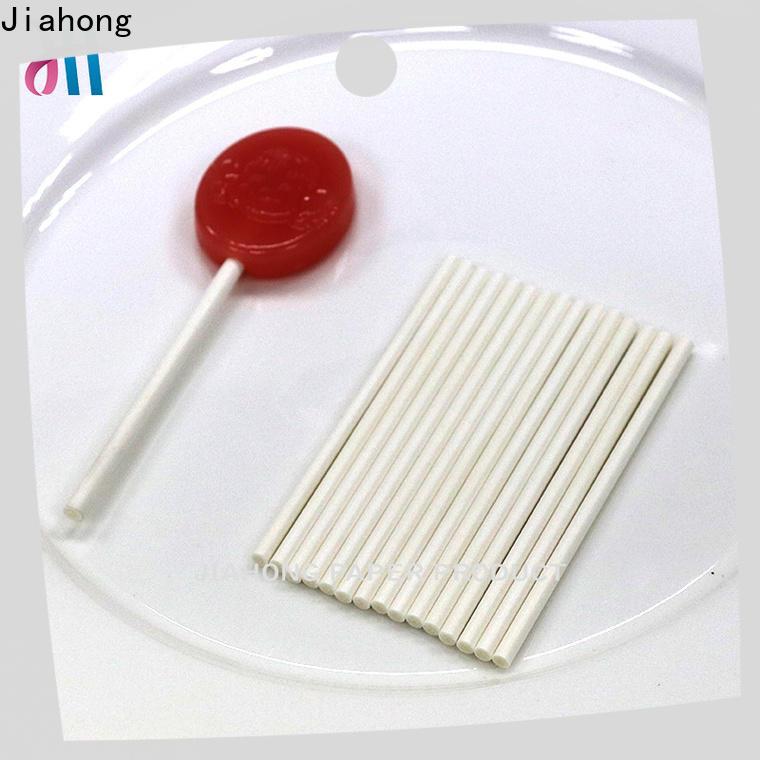 Jiahong sale lollipop sticks for wholesale for lollipop