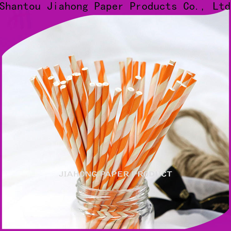 Jiahong paper candy floss sticks vendor for cotton candy