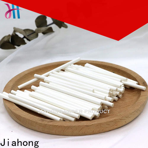 Jiahong 38150mm fsc certified paper sticks supplier for flag flagpoles
