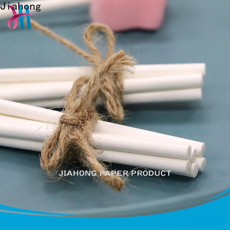 Jiahong hot-sale colored lollipop sticks for wholesale for lollipop